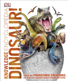 Knowledge Encyclopedia Dinosaur!, Hardback