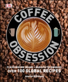 Coffee Obsession, Hardback Book