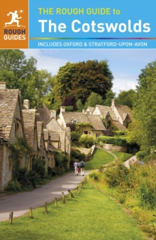 The Rough Guide to the Cotswolds: Includes Oxford and Stratford-Upon-Avon, Paperback Book