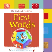 Feel and Find Fun First Words, Board book