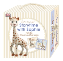 Sophie La Girafe Slipcase Storytime with Sophie, Multiple-item retail product