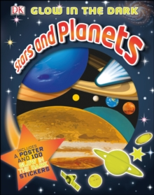 Glow in the Dark Stars and Planets, Hardback