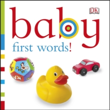 Chunky Baby First Words!, Board book
