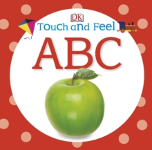Touch and Feel ABC, Board book