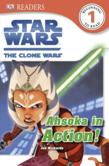 Star Wars the Clone Wars Ahsoka in Action!, Paperback