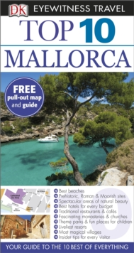 DK Eyewitness Top 10 Travel Guide: Mallorca, Paperback
