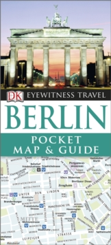 DK Eyewitness Pocket Map and Guide: Berlin, Paperback