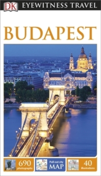 DK Eyewitness Travel Guide: Budapest, Paperback