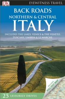 Back Roads Northern & Central Italy, Paperback