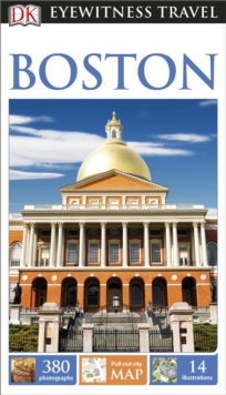 DK Eyewitness Travel Guide: Boston, Paperback