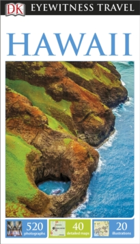 DK Eyewitness Travel Guide: Hawaii, Paperback