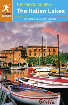 The Rough Guide to the Italian Lakes, Paperback