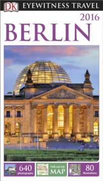 DK Eyewitness Travel Guide: Berlin, Paperback