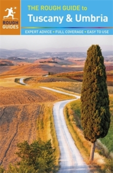 The Rough Guide to Tuscany and Umbria, Paperback