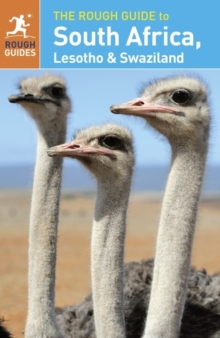 The Rough Guide to South Africa, Lesotho & Swaziland, Paperback