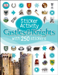 Sticker Activity Castles and Knights, Paperback