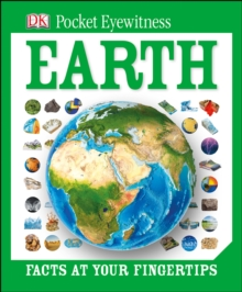 DK Pocket Eyewitness Earth, Hardback