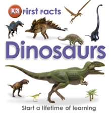 First Facts Dinosaurs, Hardback