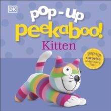 Pop-Up Peekaboo Meow!, Board book
