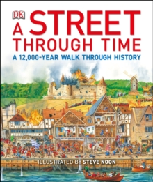 A Street Through Time, Hardback Book