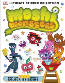 Moshi Monsters Ultimate Sticker Collection, Paperback