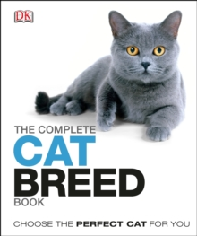 The Complete Cat Breed Book, Hardback