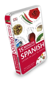 15-Minute Spanish, Mixed media product