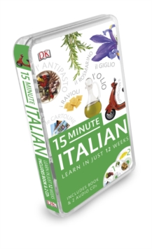 15-minute Italian, Mixed media product