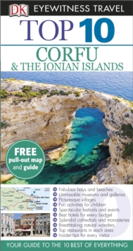 Corfu & the Ionian Islands, Paperback