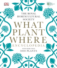 RHS What Plant Where Encyclopedia, Hardback