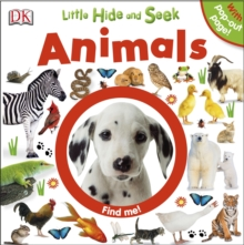 Little Hide and Seek Animals, Board book