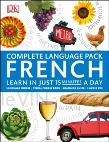 Complete Language Pack French, Multiple-item retail product