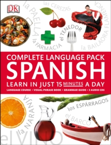 Complete Language Pack Spanish, Multiple-item retail product