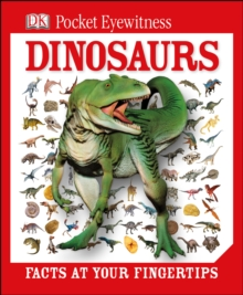 Dk Pocket Eyewitness: Dinosaurs, Hardback Book