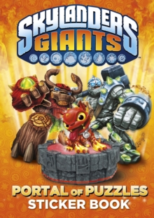 Skylanders Portal of Puzzles: Sticker Activity Book, Paperback