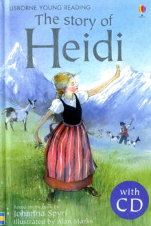The Story of Heidi, Paperback