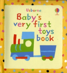 Baby's Very First Book of Toys, Board book