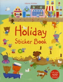 Holiday Sticker Book, Board book