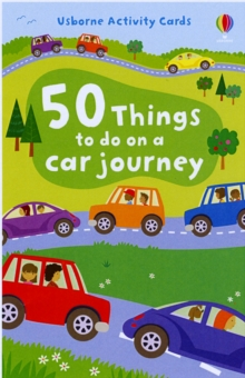 50 Things to Do on a Car Journey, Cards