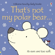 That's Not My Polar Bear, Board book