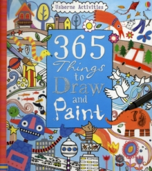 365 Things to Draw and Paint, Spiral bound