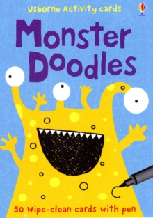 Monster Doodles, Cards