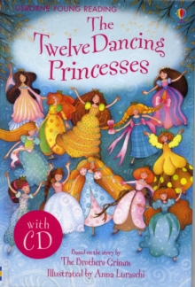 The Twelve Dancing Princesses, Mixed media product