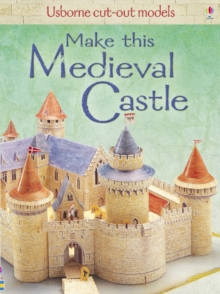 Make This Medieval Castle, Paperback