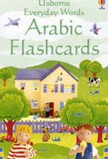 Everyday Words Flashcards: Arabic, Cards