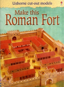 Make This Roman Fort, Paperback