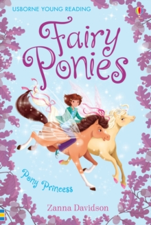 Fairy Ponies Pony Princess, Hardback