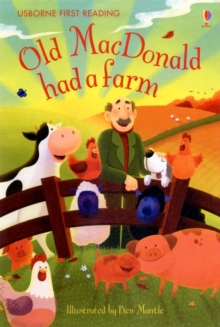 Old MacDonald Had a Farm, Hardback
