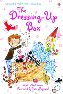 The Dressing Up Box, Hardback