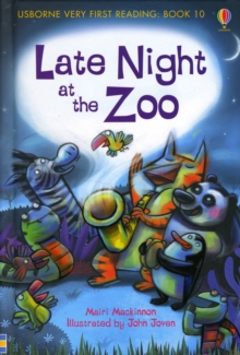 Late Night at the Zoo, Hardback